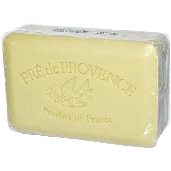 European Soaps, Пре-де-Прованс, мыло, зеленый чай, 250 г (8,8 унции) (Discontinued Item)