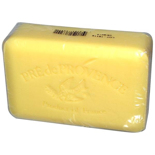 European Soaps, Pre de Provence Bar Soap, Ananas Pineapple, 8.8 oz (250 g) (Discontinued Item)