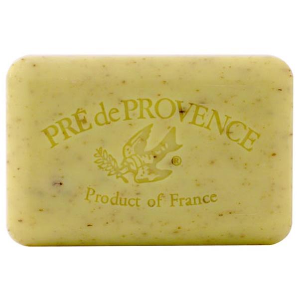 European Soaps, LLC, Мыло Pre de Provence с лимонником, 8.8 унций (250 г)