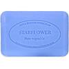 European Soaps, Pre de Provence, Bar Soap, Starflower, 8.8 oz (250 g)