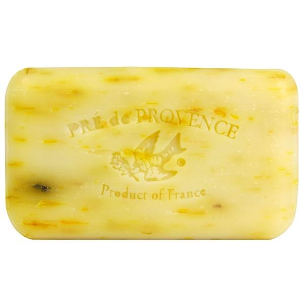 European Soaps, Pre de Provence, Bar Soap, Tiare, 5.2 oz (150 g) (Discontinued Item)