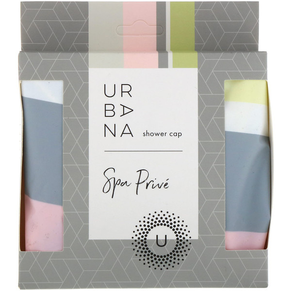 Urbana, Spa Prive, Shower Cap, 1 Shower Cap