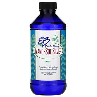 Earth's Bounty, Nano-Sol Silver, 8 fl oz (236 ml)