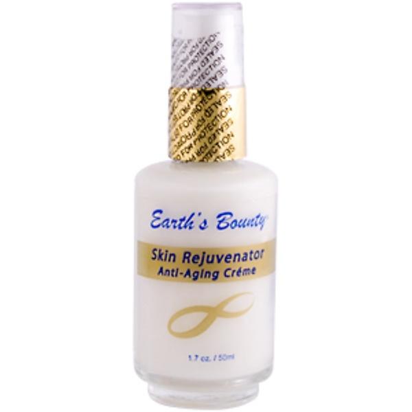 Earth's Bounty, Skin Rejuvenator, Anti-Aging Creme, 1.7 oz (50 ml) (Discontinued Item)