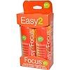Easy2Live, Easy2Focus, Citrus Flavor, 2 Bottles, 2 fl oz (60 ml) Each (Discontinued Item)