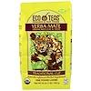 Eco Teas, Yerba mate, hoja y tallo sin hormigón, 16 oz (445 g)