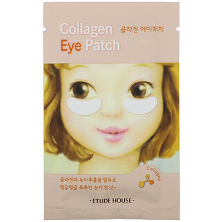 Etude, Collagen Eye Patch, 2 Patches