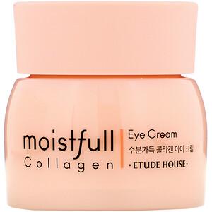 Этюд Хаус, Moistfull Collagen, Eye Cream, 0.94 fl oz (28 ml) отзывы