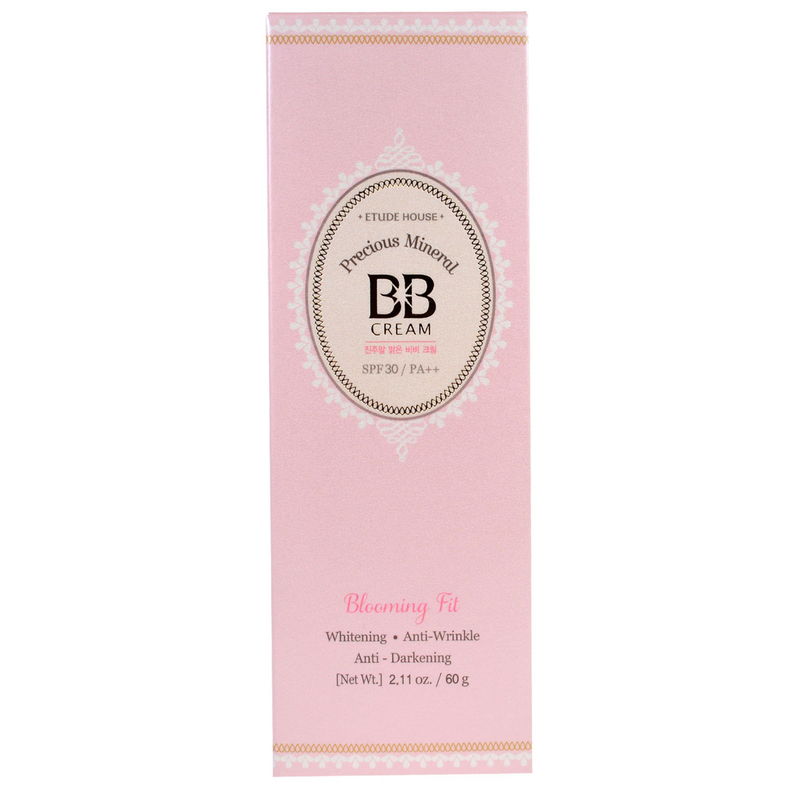Etude House, Precious Mineral BB Cream Blooming Fit, Light Beige NO2 ...