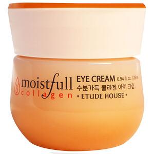 Этюд Хаус, Moistfull Collagen Eye Cream, 0.94 fl oz (28 ml) отзывы