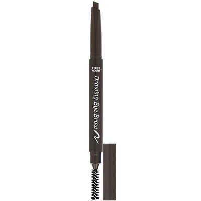 Купить Drawing Eye Brow, серо-коричневый № 02, 1 карандаш