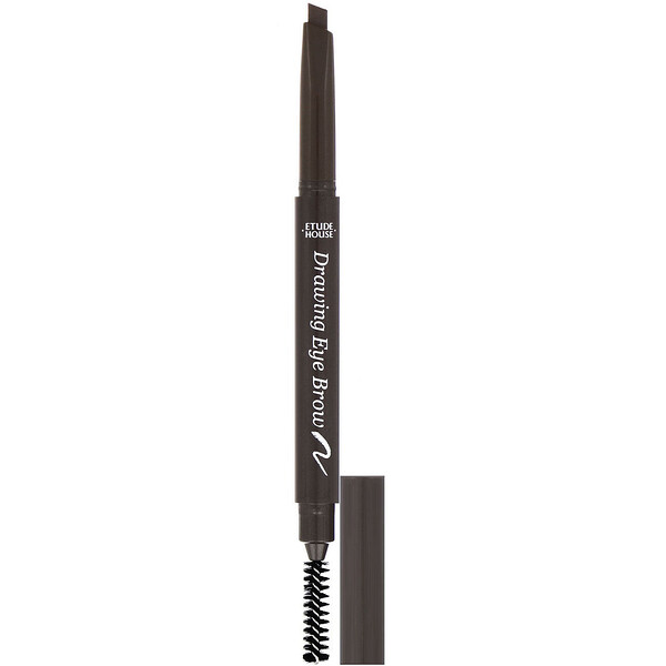 Etude House, Drawing Eye Brow, Gray Brown #02, 1 Pencil