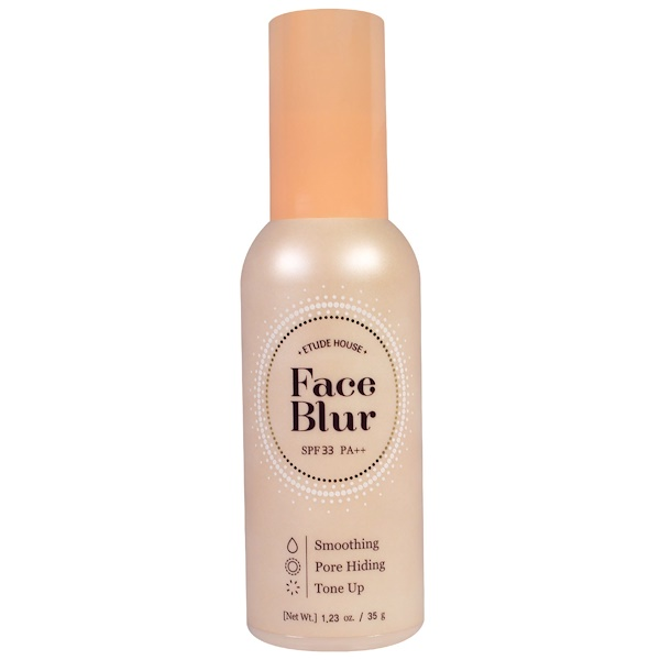 Etude House, Face Blur, SPF 33 PA++, 1.23 oz (35 g) (Discontinued Item)