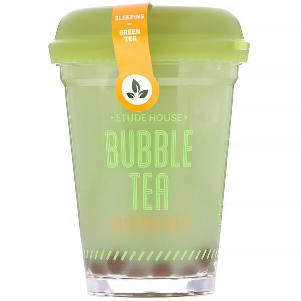 Etude House, عبوة شاي النوم، شاي أخضر، 3.5 أونصة (100 غ) (Discontinued Item)