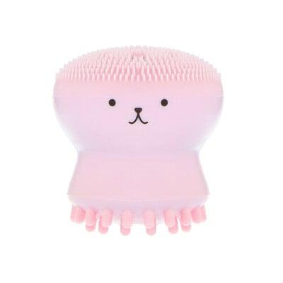 Купить Etude House My Beauty Tool, Отшелушивающая силиконовая кисточка Jellyfish, 1 кисточка