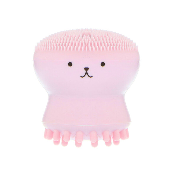 My Beauty Tool, Exfoliating Jellyfish Silicon Brush, 1 Brush