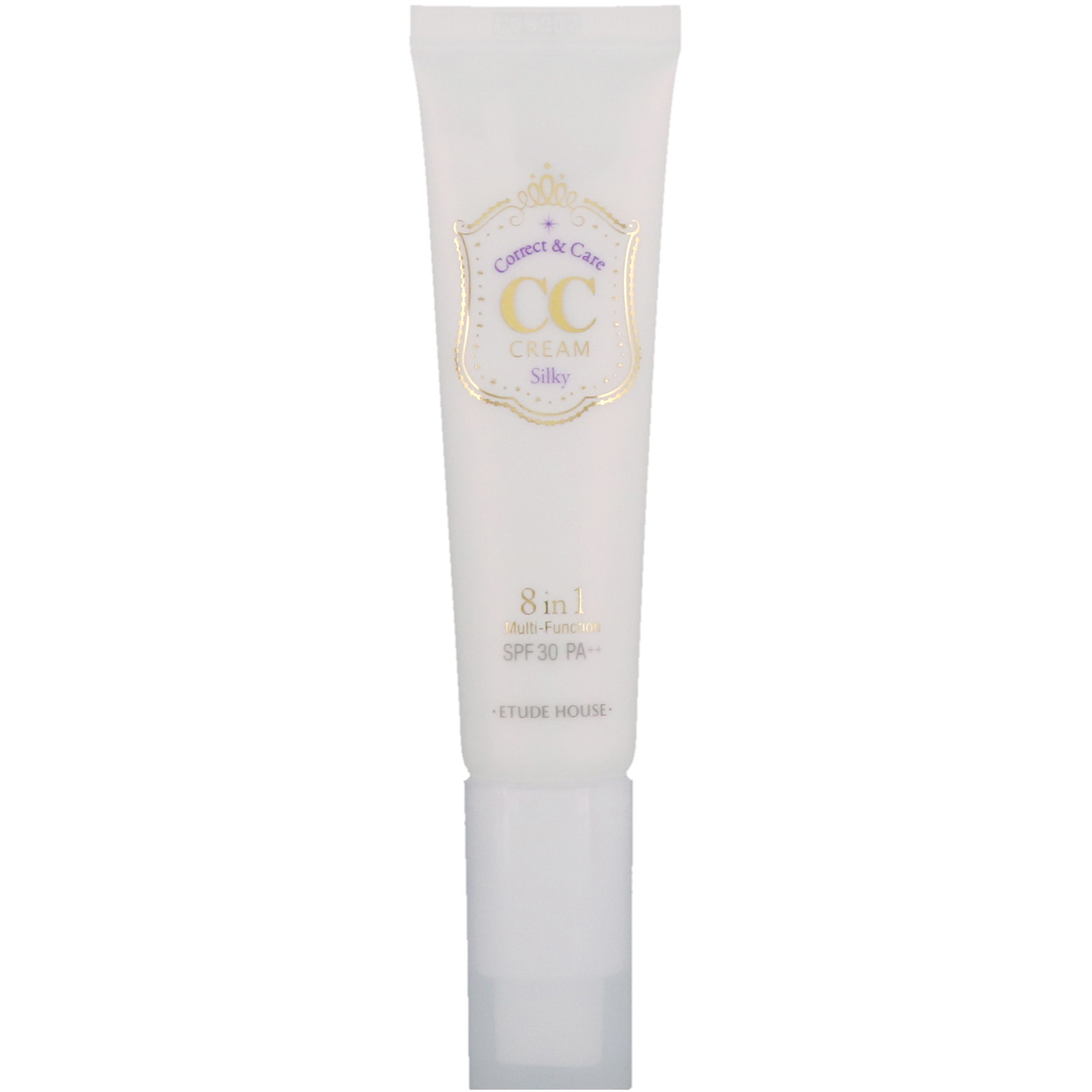 Etude House Correct Care Cc Cream Spf 30 Pa Silky 123 Oz 35 By Click To Zoom