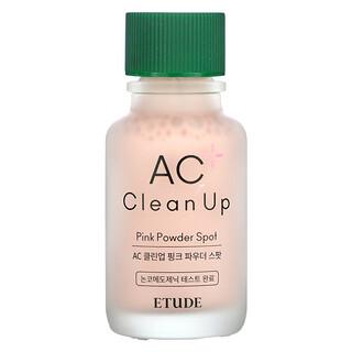 Etude, AC Clean Up, Pink Powder Spot, 0.5 fl oz (15 ml)