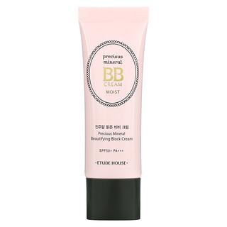 Etude, Precious Mineral BB Cream Moist, SPF50+/PA+++, Vanilla, 1.58 oz (45 g)