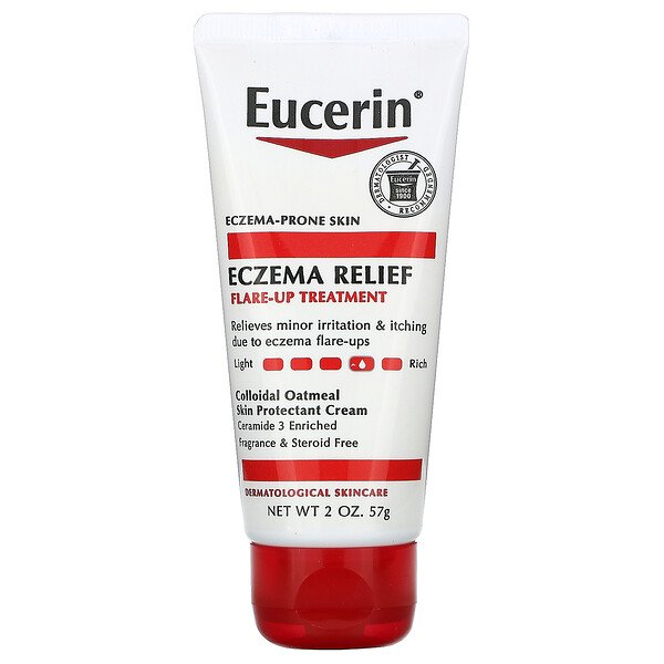 Eczema Relief, Flare-Up Treatment, 2 oz (57 g)
