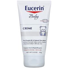 Eucerin, 嬰兒,霜,5 盎司(141 克)