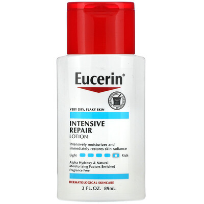Eucerin Intensive Repair Lotion, 3 fl oz (89 ml)