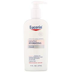 Eucerin, منظف ومرطب لطيف، خالٍ من الرائحة، 8 أونصات سائلة (237 مل)