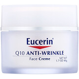 Eucerin, غسول الوجه المرطب للحماية، واقي من الشمس SPF 30 خالٍ من الرائحة، 4 أونصات سائلة (118 مل) - iHerbcheckoutarrow
