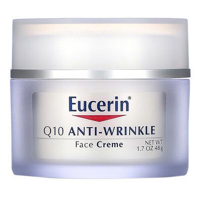 Eucerin Крем для лица против морщин с коэнзимом Q10, 48г (1,7унции)