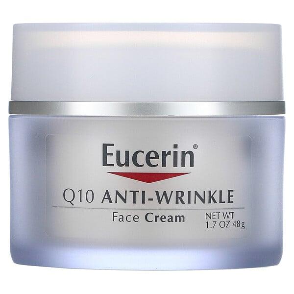 Eucerin, Q10 Antifalten-Gesichtscreme, 48g (1,7oz)