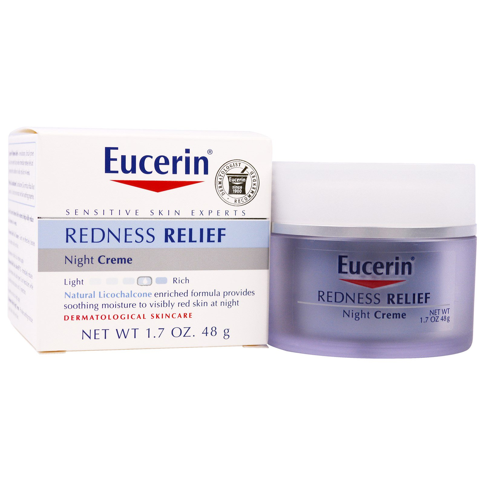 Facial Eucerin redness relief skin sensitive