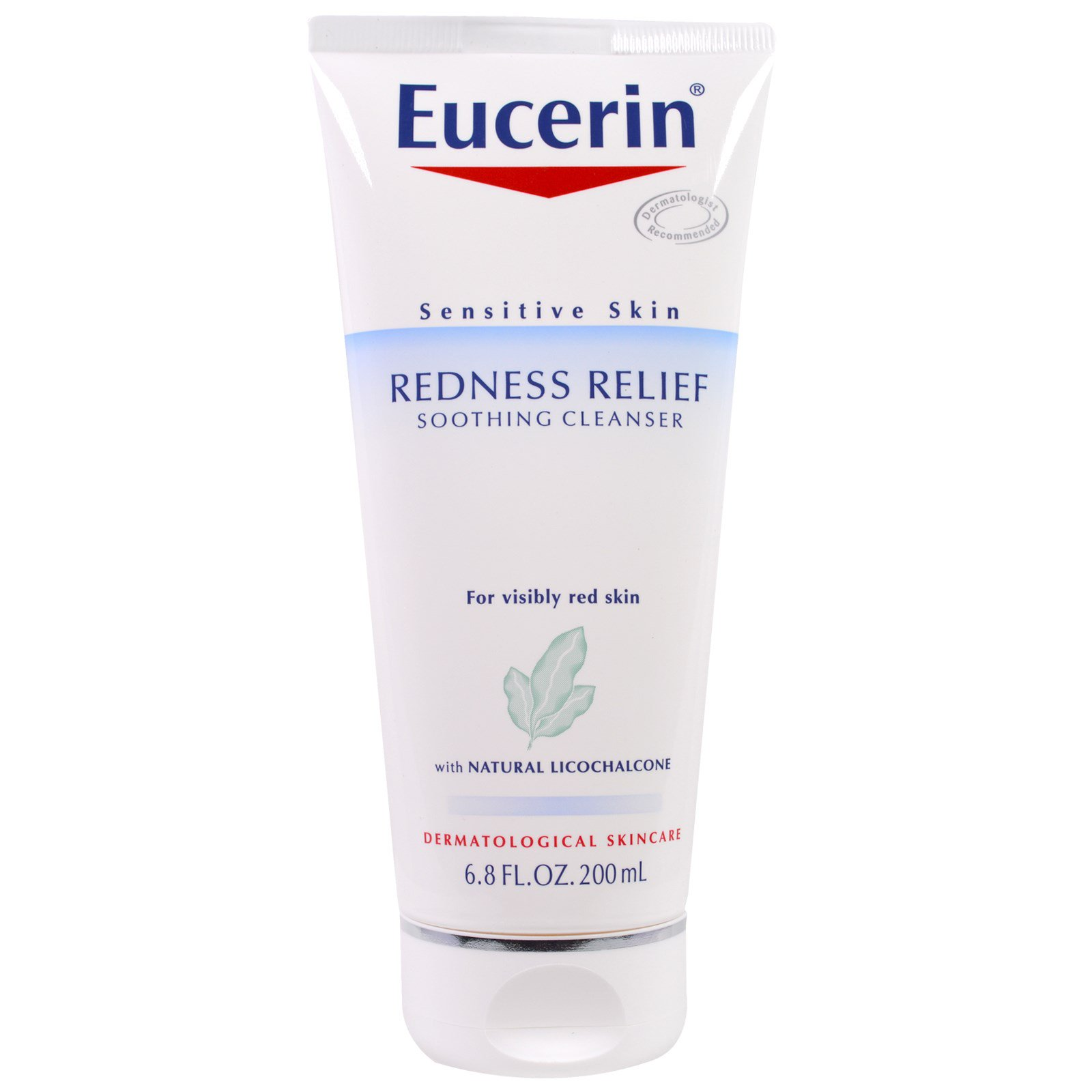 Eucerin Sensitive Skin Redness Relief Soothing Cleanser 6.8 fl. oz. Hanskin O2 Cleansing Oil 6.7oz/200ml New In Box