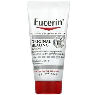 Eucerin, 有机修复乳液,无香,1 液量盎司(30 毫升)