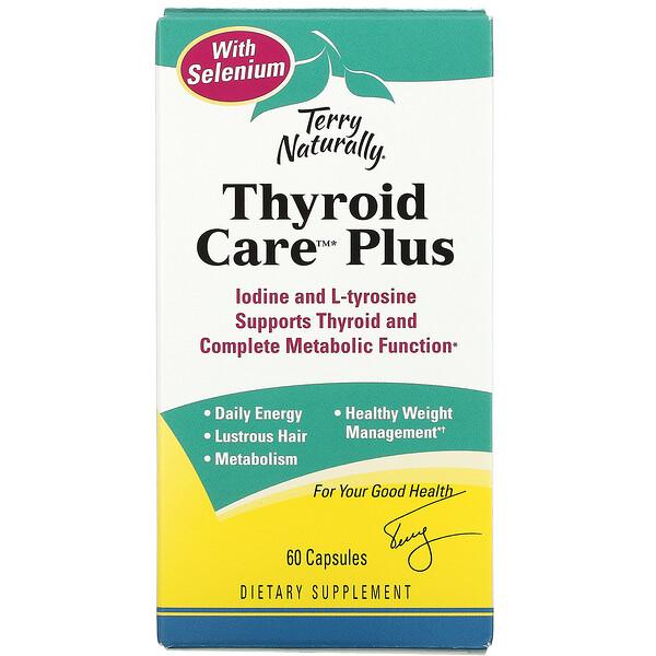 Thyroid Care Plus, 60 Capsules