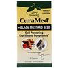 EuroPharma, Terry Naturally, CuraMed + بذور الخردل الأسود،60 كبسولة