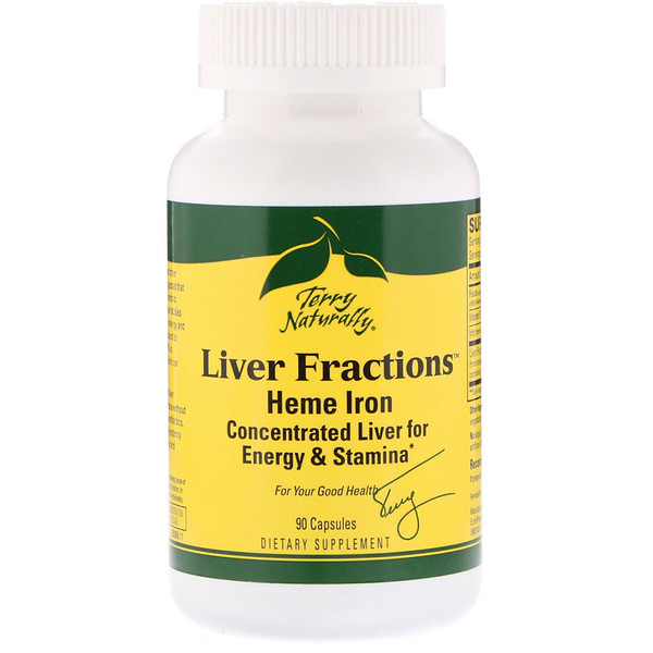 Liver Fractions(肝臓エキス)、90粒