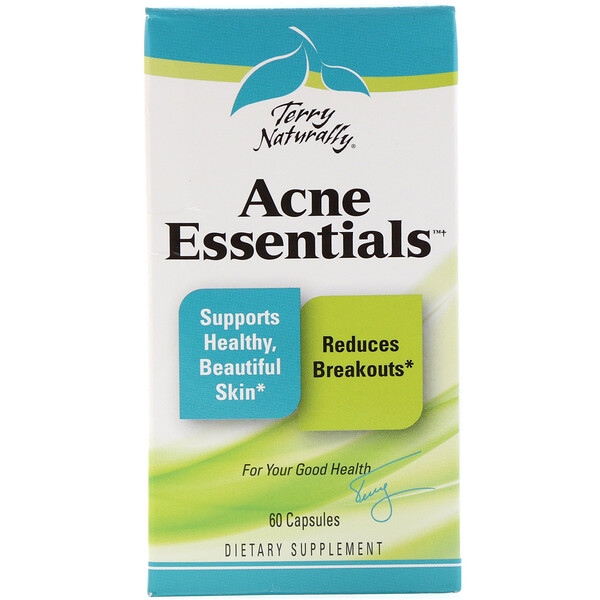Acne Essentials, 60 Capsules