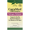 EuroPharma, Terry Naturally, CuraMed + DIM Complex, для поддержки баланса эстрогенов, 30 капсул