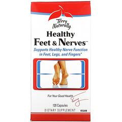 Terry Naturally, 健康足部和神經,120 粒膠囊