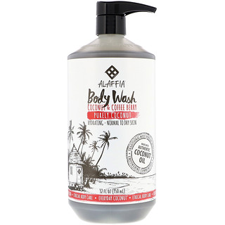 Everyday Coconut, Body Wash, Hydrating, Normal/Dry Skin, Purely Coconut, 32 fl oz (950 ml)
