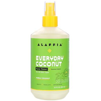Купить Everyday Coconut, Face Toner, Purely Coconut, 12 fl oz (354 ml)