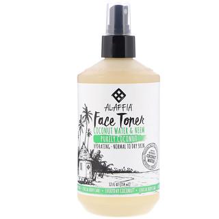 Everyday Coconut, Тоник для лица, чистый кокос, для нормальной и сухой кожи, 12 ж.унц. (354 мл)