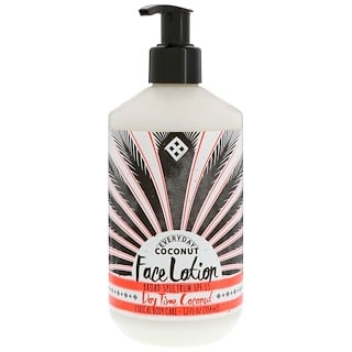 Everyday Coconut, Face Lotion, For All Skin Types, SPF 15, 12 fl oz (354 ml)