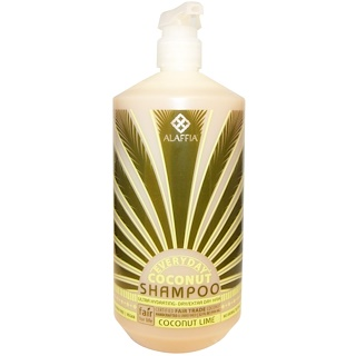Everyday Coconut, Shampoo, Ultra Hydrating, Dry/Extra Dry Skin, Coconut Lime, 32 fl oz (950 ml)