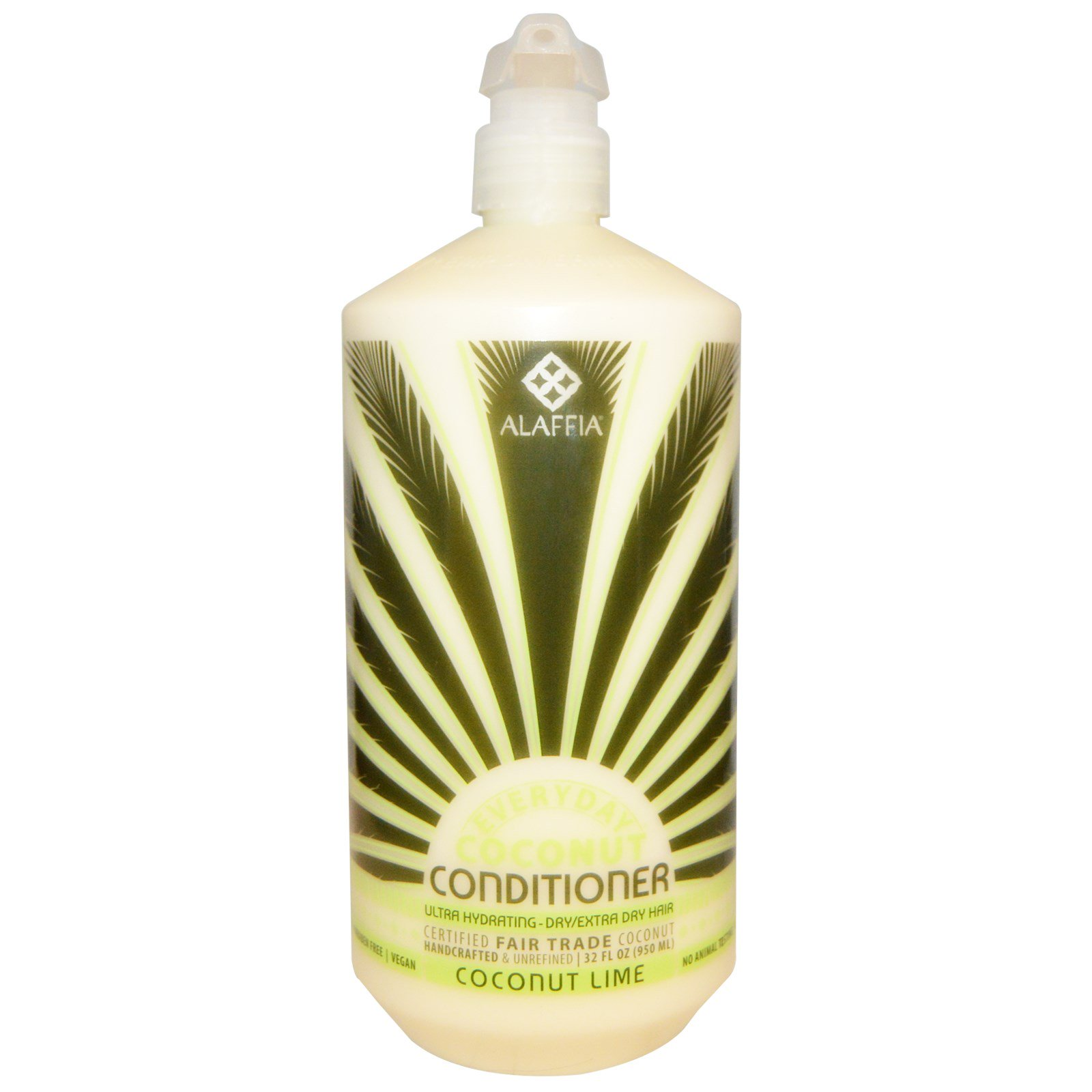 Everyday Coconut, Conditioner, Ultra Hydrating, Dry/Extra Dry Hair, Coconut Lime, 32 fl oz (950 ml)