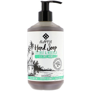 Everyday Coconut, Hand Soap, Coconut Mint, 12 fl oz (354 ml)