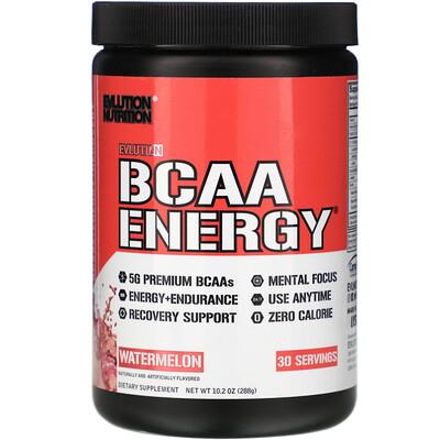BCAA Energy, арбуз, 10,2 унц. (288 г)