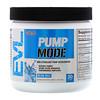 EVLution Nutrition, PumpMode, acelerador de bombeamento não estimulante, framboesa azul, 5,9 onças (168 g)