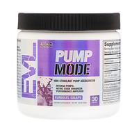 PumpMode, Non-Stimulant Pump Accelerator, Furious Grape, 5.3 oz (150 g) - фото