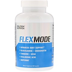 EVLution Nutrition, FlexMode, Advanced Joint Support Formula, 90 Capsules
